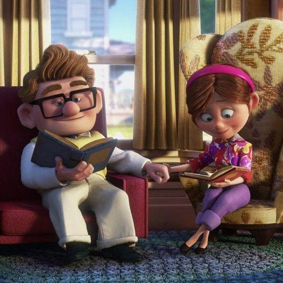 Random Best Pixar Couples