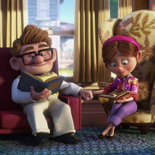 Carl and Ellie Fredricksen is listed (or ranked) 1 on the list The Best Pixar Couples