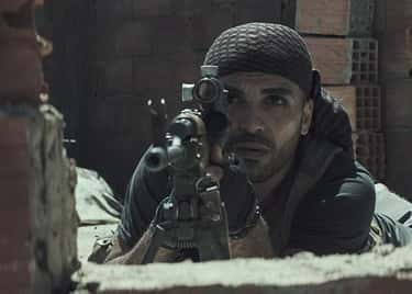 Mustafa, Kyle's Nemesis, Is More Fiction Than Fact