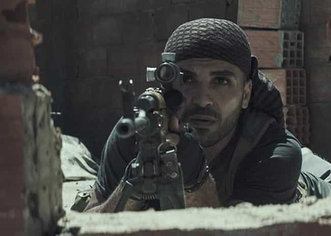 Mustafa, Kyle's Nemesis, Is Mo... is listed (or ranked) 2 on the list Historical Inaccuracies In 'American Sniper'