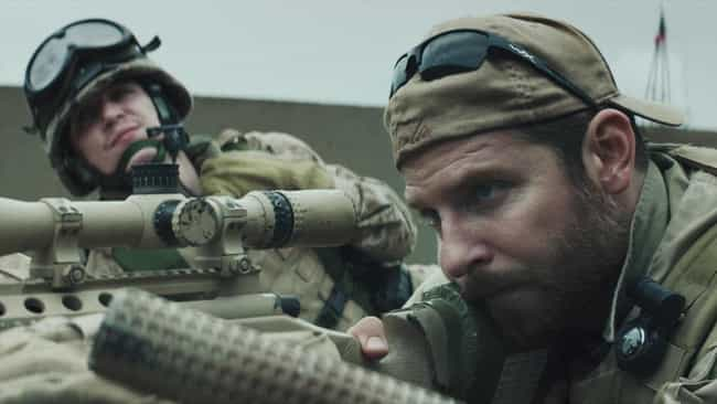 Kyle Didn't Eliminate Mustafa is listed (or ranked) 8 on the list Historical Inaccuracies In 'American Sniper'