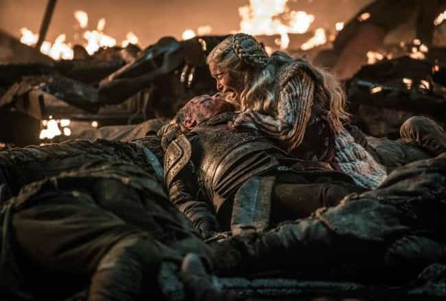 The Long Night (Game Of Throne... is listed (or ranked) 1 on the list The Best Single Episodes of Television in 2019