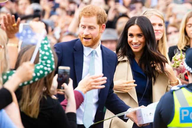 Breakfasts Are Probably ... is listed (or ranked) 2 on the list A Day In The Life Of Harry And Meghan, The Duke And Duchess Of Sussex