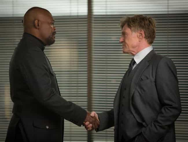 Keep Both Eyes Open is listed (or ranked) 2 on the list The Best Nick Fury Quotes