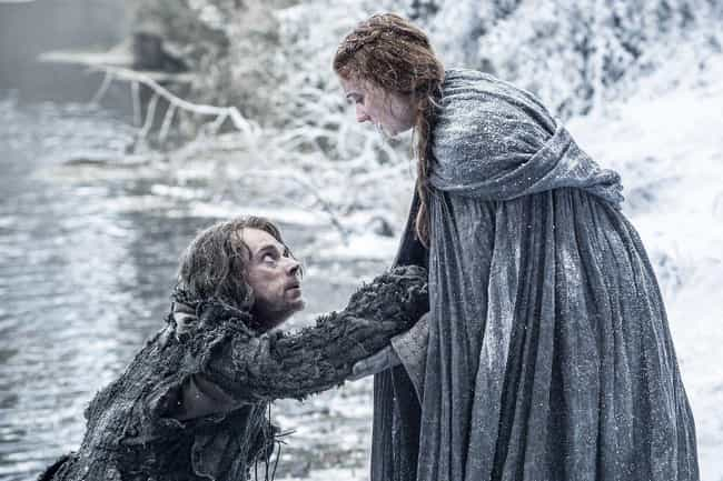 Theon Offers To Sacrific... is listed (or ranked) 7 on the list A Complete Timeline Of Theon's Redemption: Everything He Did To Become A Stark Again
