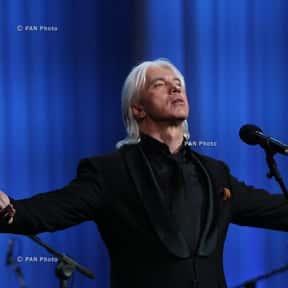 Dmitri Hvorostovsky is listed (or ranked) 10 on the list The Greatest Living Opera Singers