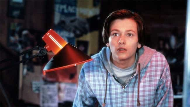 Teen Heartthrob Edward Furlong... is listed (or ranked) 1 on the list Brainscan Is The Most '90s '90s Horror Movie Ever Made, And It Still Rocks In Its Own Way