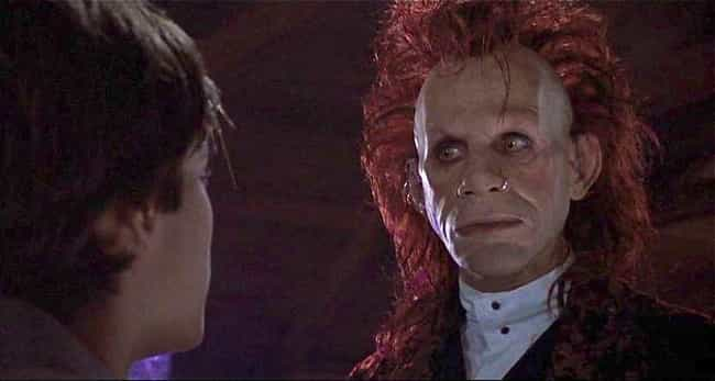 The Trickster Is A Weird, Punk... is listed (or ranked) 3 on the list Brainscan Is The Most '90s '90s Horror Movie Ever Made, And It Still Rocks In Its Own Way