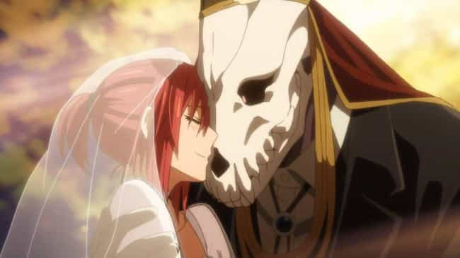 The Ancient Magus' Bride is listed (or ranked) 3 on the list The 13 Best Supernatural Romance Anime