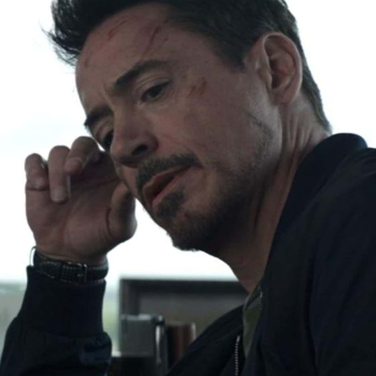 Three Thousand is listed (or ranked) 4 on the list The Best Tony Stark Quotes