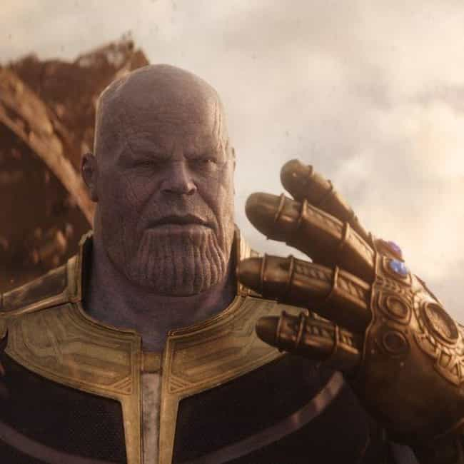 As All Things Should Be ... is listed (or ranked) 4 on the list The Best Thanos Quotes