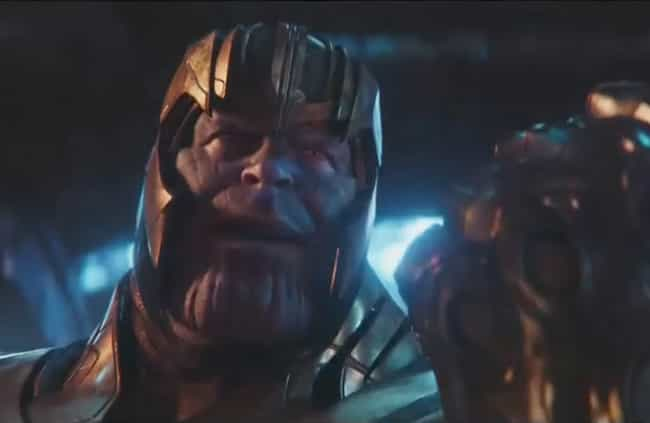 I Know What It's Like is listed (or ranked) 3 on the list The Best Thanos Quotes
