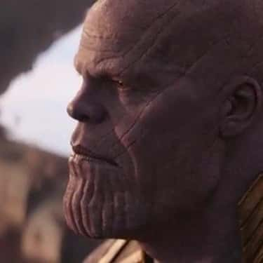 The Strongest Wills is listed (or ranked) 1 on the list The Best Thanos Quotes