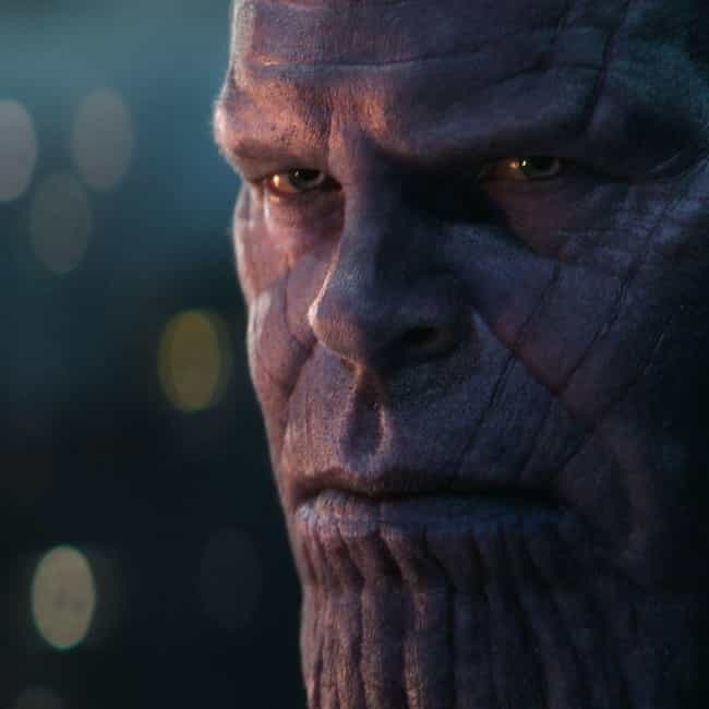 They Will Resist is listed (or ranked) 2 on the list The Best Thanos Quotes