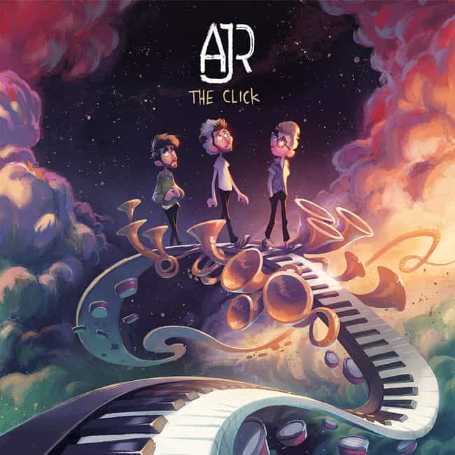 The Click is listed (or ranked) 2 on the list The Best AJR Albums, Ranked