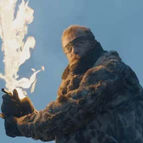 Beric Dondarrion is listed (or ranked) 3 on the list Every 'Game of Thrones' Character's First Words