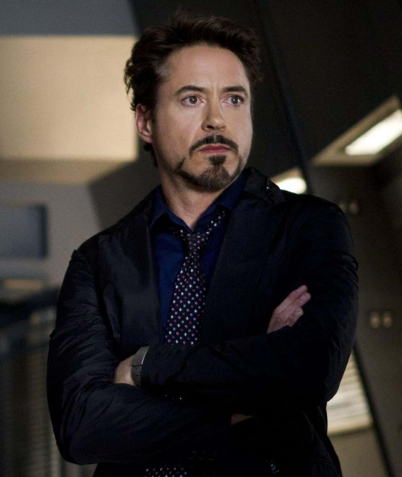 Genius, Billionaire, Playboy P is listed (or ranked) 3 on the list The Best Tony Stark Quotes