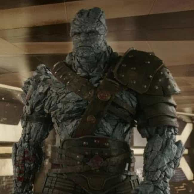 Ghost is listed (or ranked) 3 on the list The Best Korg Quotes