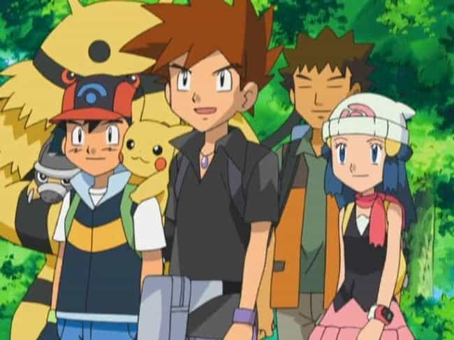 Diamond and Pearl is listed (or ranked) 5 on the list EveryPokémonAnime Season Ranked Best to Worst