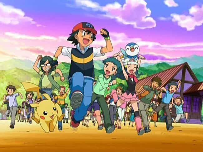 DP: Battle Dimension is listed (or ranked) 7 on the list EveryPokémonAnime Season Ranked Best to Worst