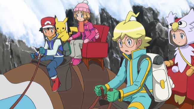 XY: Kalos Quest is listed (or ranked) 6 on the list EveryPokémonAnime Season Ranked Best to Worst