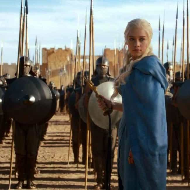 High Valyrian is listed (or ranked) 3 on the list Fictional Languages You Can Actually Learn To Speak