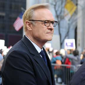Lawrence O'Donnell is listed (or ranked) 20 on the list The Best Regular Guests on Morning Joe