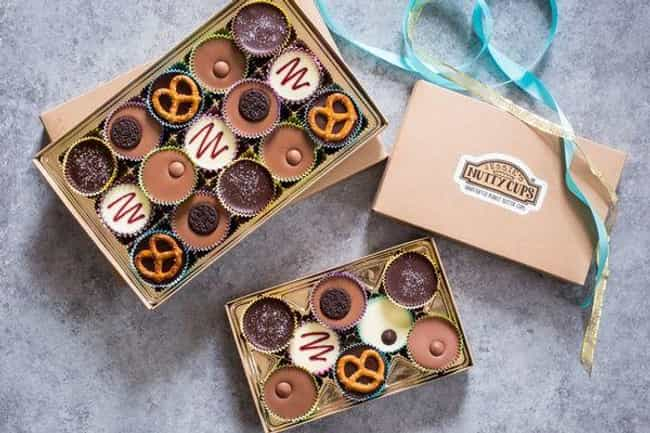 Jessie's Nutty Cups is listed (or ranked) 4 on the list The Best Subscription Boxes for Chocolate Lovers