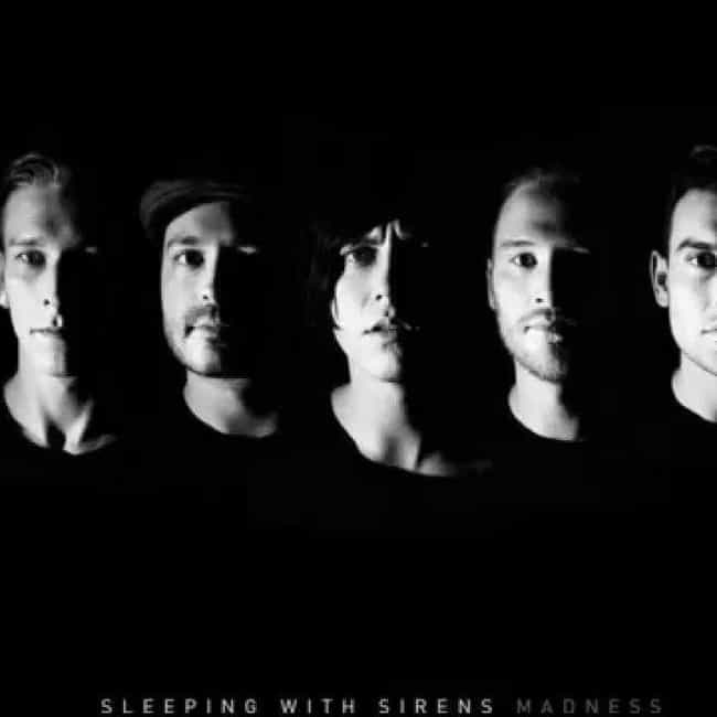 Madness is listed (or ranked) 4 on the list The Best Sleeping with Sirens Albums, Ranked