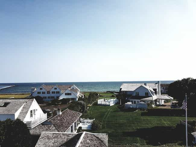 Hyannis Port, MA, Remains A Ke... is listed (or ranked) 3 on the list Notable Places The Kennedys Live And Have Lived
