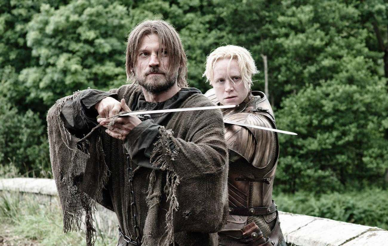 Jaime Lannister's Path To Redemption Starts With Brienne Of Tarth