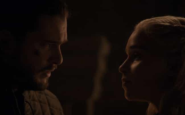Jon And Dany Finally Talk is listed (or ranked) 8 on the list Everything That Happened In 'Game Of Thrones' Season 8, Episode 4: 'The Last Of The Starks'