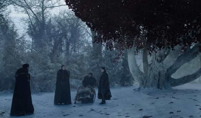 The Starks Have A Family Meeti... is listed (or ranked) 3 on the list Everything That Happened In 'Game Of Thrones' Season 8, Episode 4: 'The Last Of The Starks'