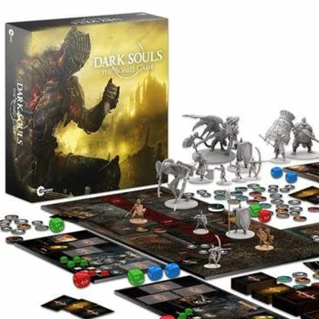 Dark Souls: The Board Game is listed (or ranked) 1 on the list 16 Of The Best Video Game-Based Board Games
