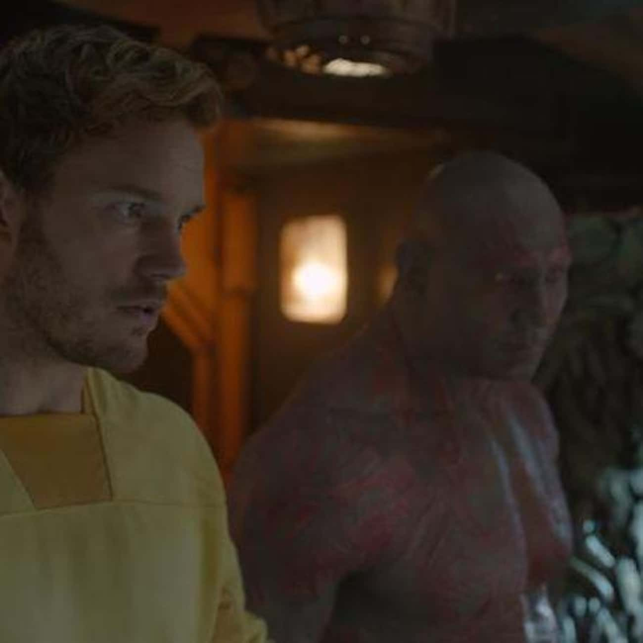 A Thesaurus  is listed (or ranked) 2 on the list The Best Drax the Destroyer Quotes