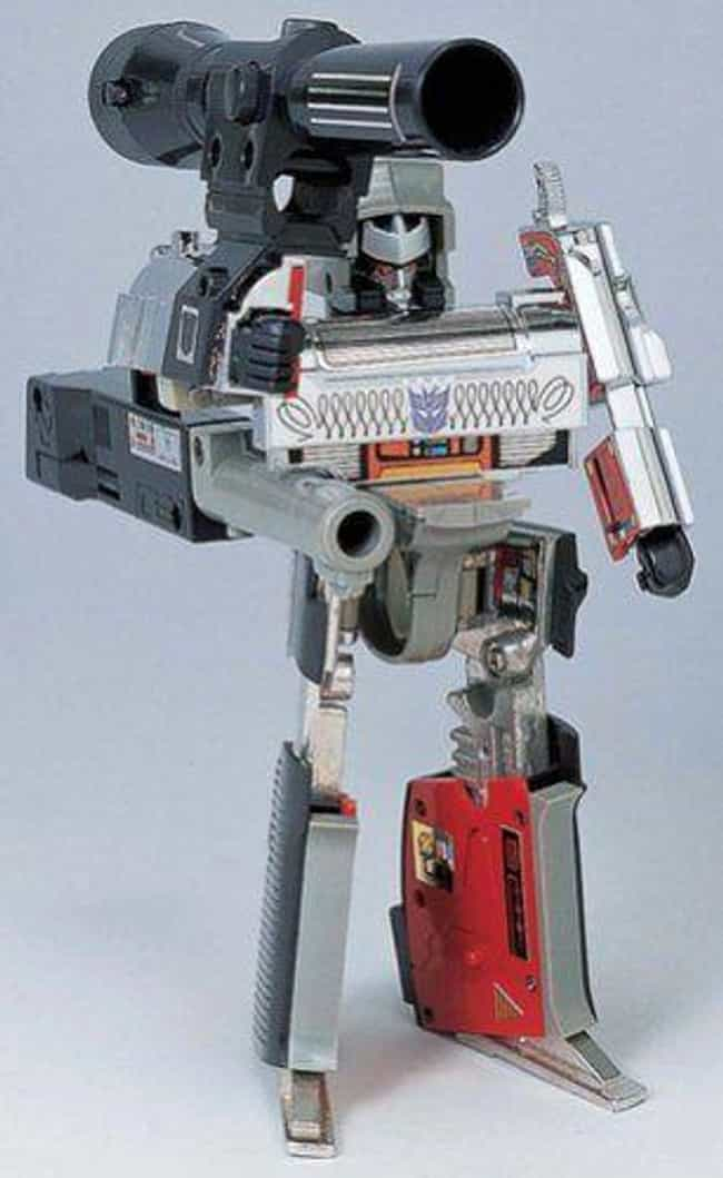 G1 Megatron is listed (or ranked) 8 on the list The 20 Best Megatron Toys Ever Made, Ranked