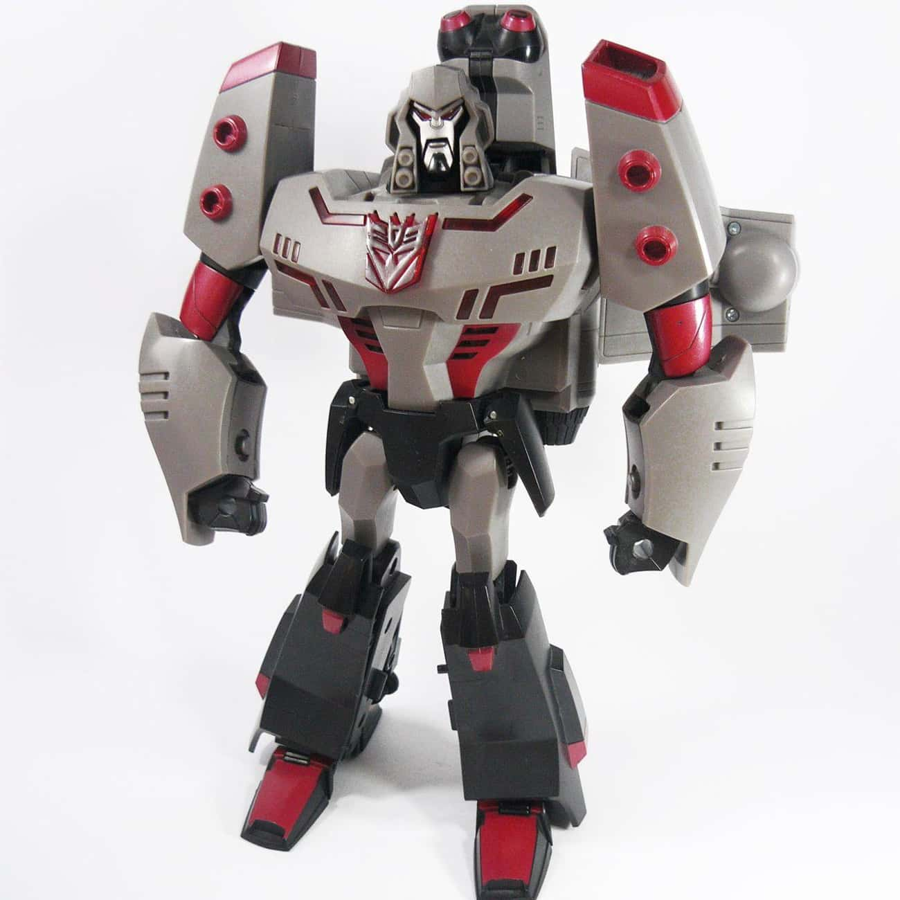 Animated Megatron is listed (or ranked) 4 on the list The 20 Best Megatron Toys Ever Made, Ranked