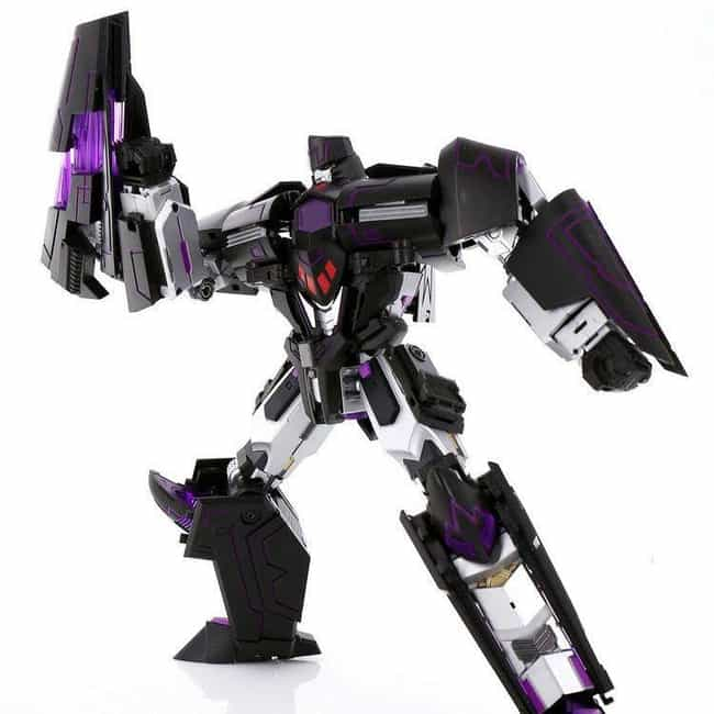 IDW Generations Megatron... is listed (or ranked) 5 on the list The 20 Best Megatron Toys Ever Made, Ranked