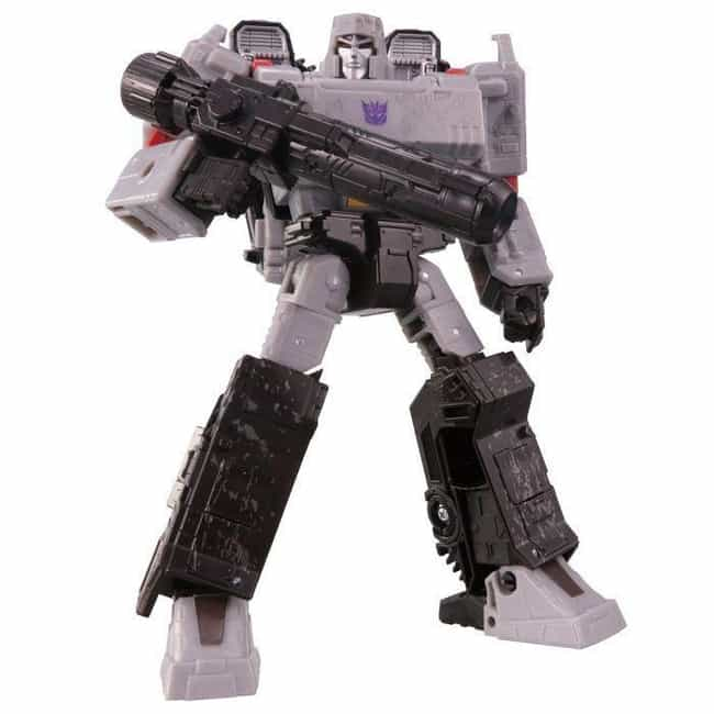 Siege Megatron is listed (or ranked) 2 on the list The 20 Best Megatron Toys Ever Made, Ranked