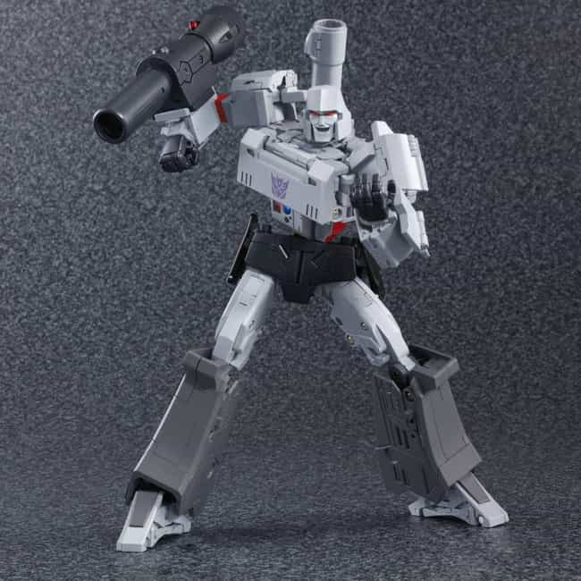 Masterpiece Megatron 2.0... is listed (or ranked) 1 on the list The 20 Best Megatron Toys Ever Made, Ranked