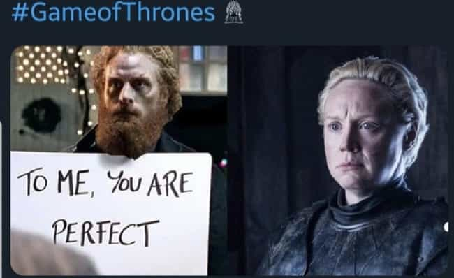 He Really Put Himself Out Ther... is listed (or ranked) 2 on the list The Best Tormund Giantsbane Memes From THAT Part Of Episode 4