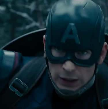 Language is listed (or ranked) 2 on the list The Best Captain America Quotes
