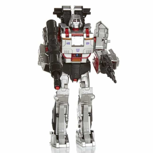 Combiner Wars Megatron ... is listed (or ranked) 7 on the list The 20 Best Megatron Toys Ever Made, Ranked