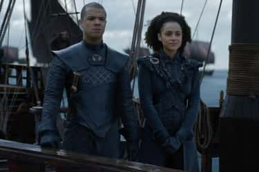 She Had Missandei Beheaded is listed (or ranked) 2 on the list Cersei Lannister's Most Evil Moments