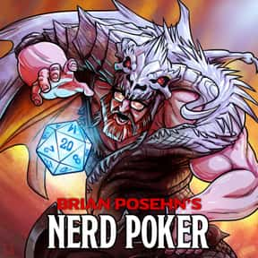 Nerd Poker is listed (or ranked) 18 on the list The Most Popular D&D Podcasts Right Now, Ranked