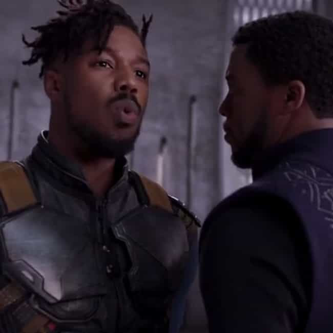 I Want The Throne is listed (or ranked) 3 on the list The Best Erik Killmonger Quotes
