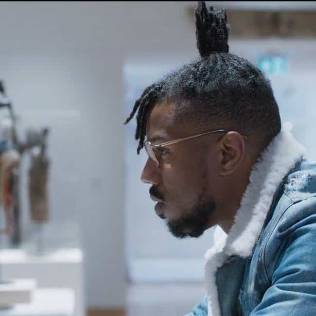 Don't Trip is listed (or ranked) 4 on the list The Best Erik Killmonger Quotes