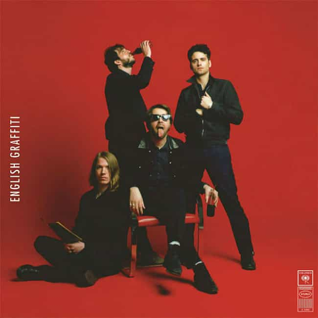 English Graffiti is listed (or ranked) 4 on the list The Best The Vaccines Albums, Ranked