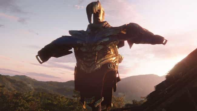 It Completely Undermines Thano... is listed (or ranked) 1 on the list What The Haters Are Saying About 'Avengers: Endgame'