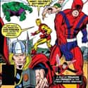 What if the Avengers had never... is listed (or ranked) 32 on the list All The Marvel What If…? Stories